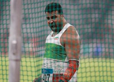 احسان حدادی: می توانستم رکوردم را بزنم، تا المپیک 2024 هستم!