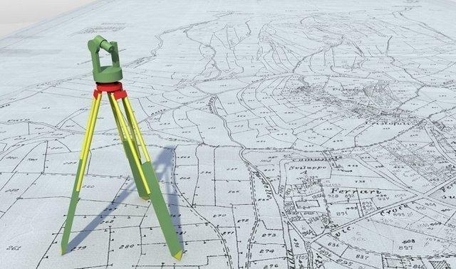 نقشه کاداستر 330 ھزار ھکتار از اراضی ملی استان مرکزی تهیه می گردد