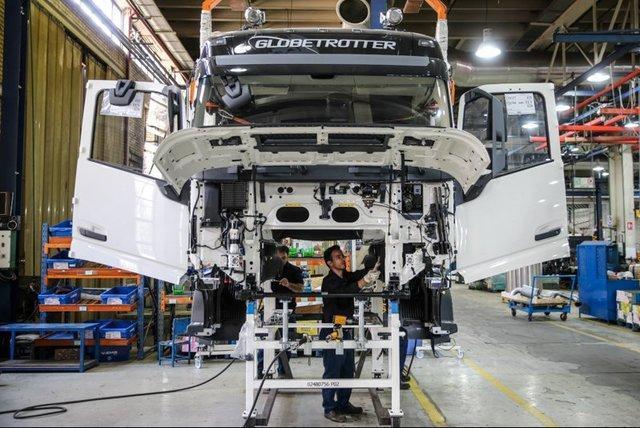جدیدترین وضعیت فراوری خودروهای سنگین