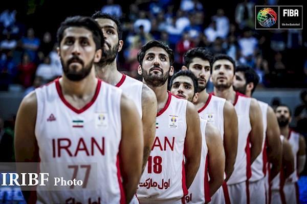 صعود بسکتبال ایران به جام جهانی ، بازگشت به طعم گیلاس صعود بسکتبال ایران به جام جهانی ، بازگشت به طعم گیلاس