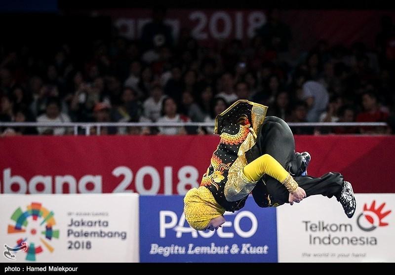 ووشو قهرمانی جوانان آسیا، یک نقر و 2 برنز دیگر تالوکاران ایران